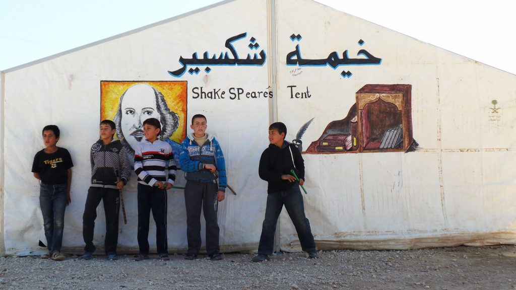 Shakespeare in Zaatari